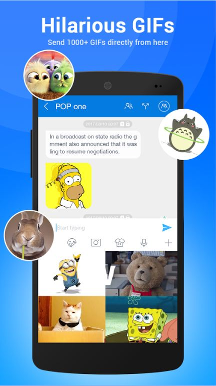 TextU Pro Private SMS Messenger4