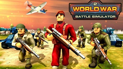World War 2 Battle Simulator WW2 Epic Battle