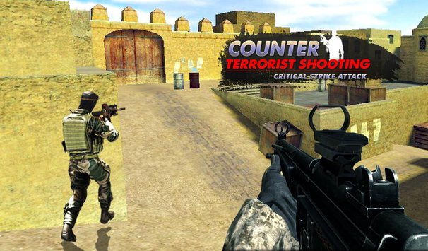 Counter Terrorist Shooting Critical Shoot Attack1