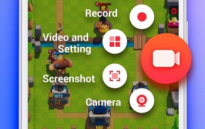 GO Recorder Screen Recorder Video Editor
