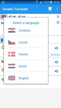 Translate All Languages by Google Yandex Glosbe6
