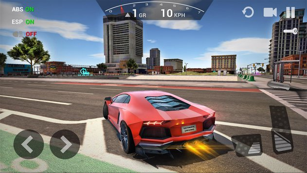 Ultimate Car Driving Simulator1