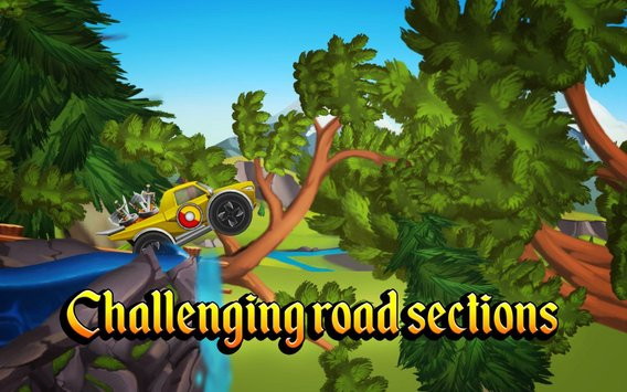 Viking Legends Funny Car Race Game4