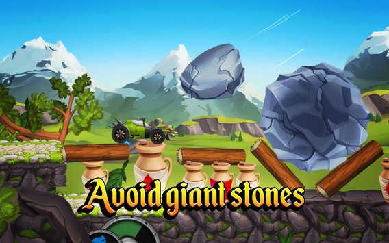 Viking Legends Funny Car Race Game6