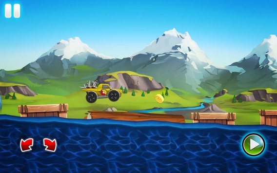 Viking Legends Funny Car Race Game7