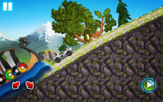 Viking Legends Funny Car Race Game8