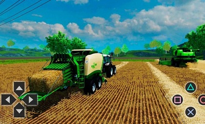 Best Farming Simulator 3D