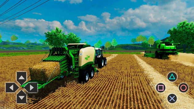 Best Farming Simulator 3D1