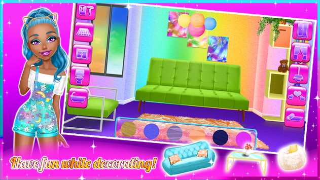 Dream Doll House Decorating Game2