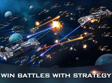 Galaxy Wars Rise of the Terrans 3D Scifi Game3
