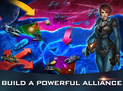 Galaxy Wars Rise of the Terrans 3D Scifi Game4