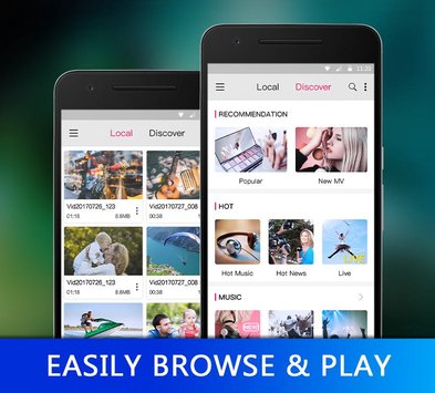 HD Video Player Free Online Videos Music2