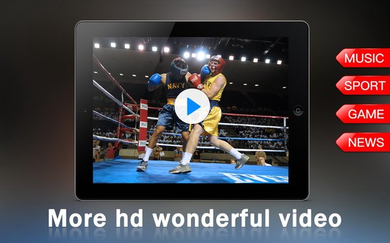 HD Video Player Free Online Videos Music9