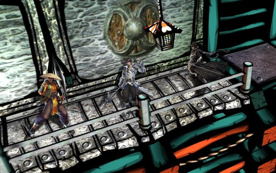 Legacy Of Warrior Action RPG Game5