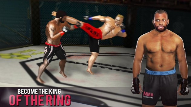 MMA Fighting Games1