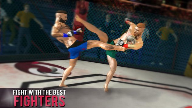 MMA Fighting Games2