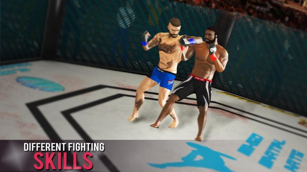 MMA Fighting Games3