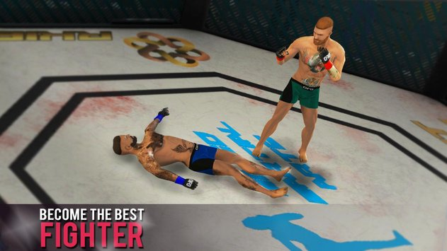 MMA Fighting Games4