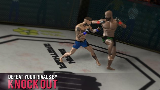 MMA Fighting Games5