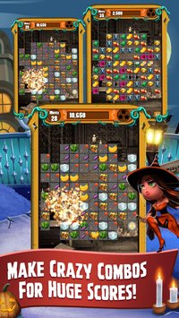 Match 3 Adventure Mystery Mansion Puzzle3