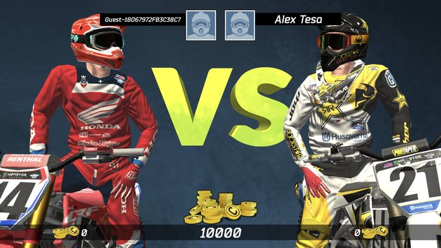 Monster Energy Supercross Game3