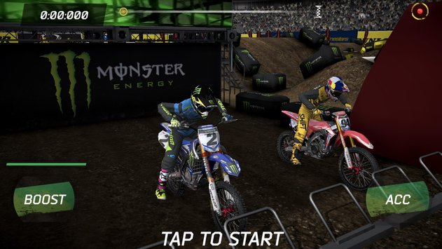 Monster Energy Supercross Game4