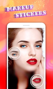 Photo Editor Lab Collage Maker Makeup Stickers1