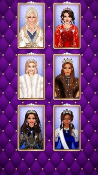 Royal Dress Up Queen Fashion Salon6