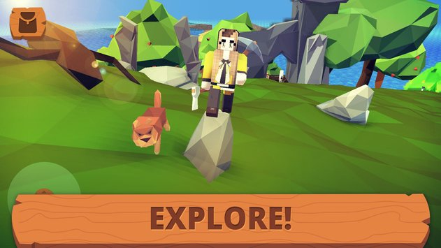 World of Craft Sandbox Exploration Adventure Game1
