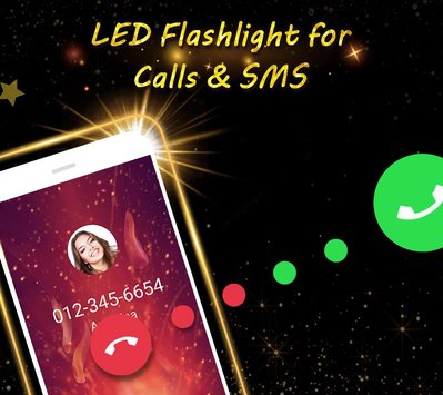 Phone Caller Screen Color Call Flash Theme2