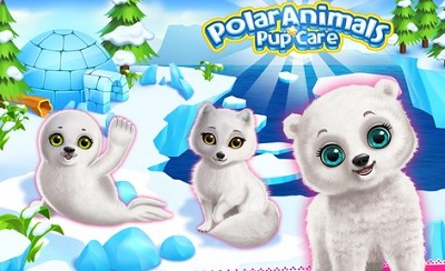 Polar Animal Pup Care