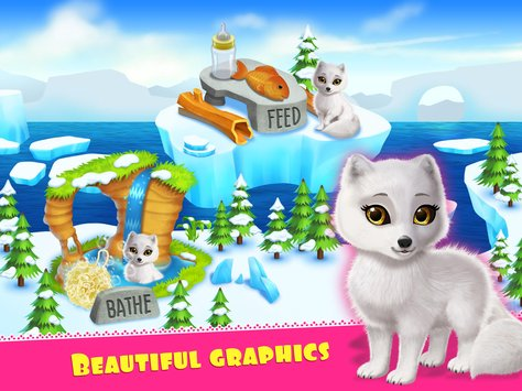Polar Animal Pup Care2