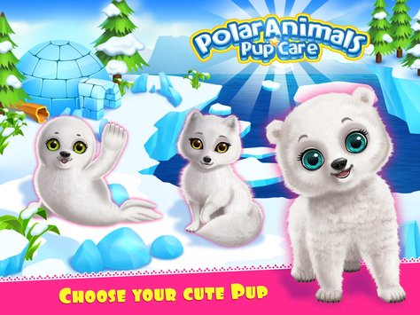 Polar Animal Pup Care8