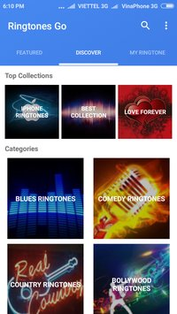 Ringtones Go Best free ringtones for personalize1