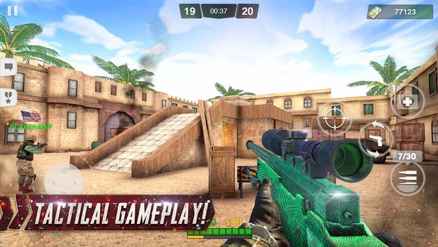 Special Ops Battle FPS Free Online Shooting Games 3