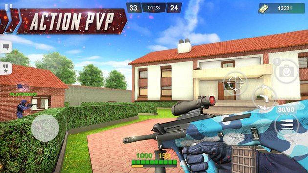 Special Ops Battle FPS Free Online Shooting Games 4