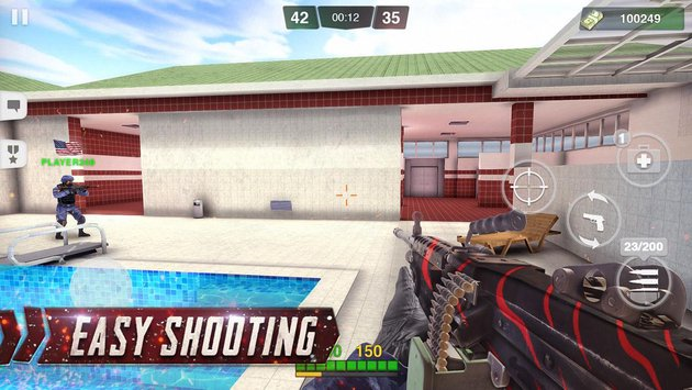 Special Ops Battle FPS Free Online Shooting Games 5