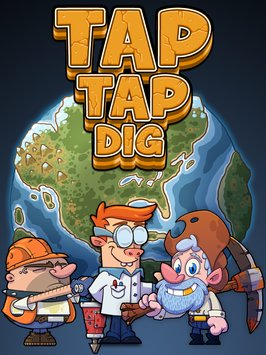 Tap Tap Dig Idle Clicker Game4