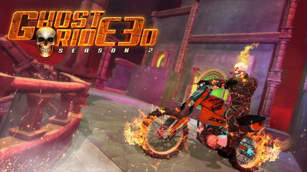 Ghost Ride 3D Season 2 9