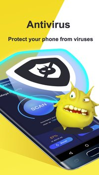 Mega Security Antivirus Phone Cleaner Booster1