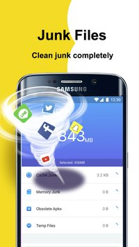Mega Security Antivirus Phone Cleaner Booster4