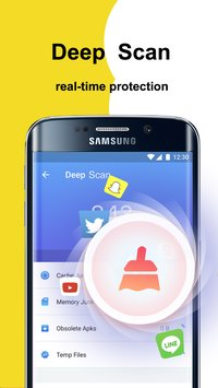 Mega Security Antivirus Phone Cleaner Booster5