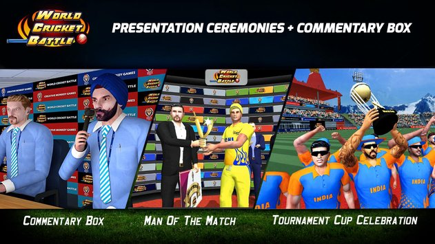 World Cricket Battle7