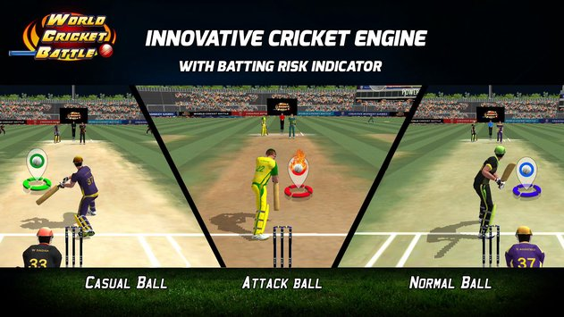 World Cricket Battle8
