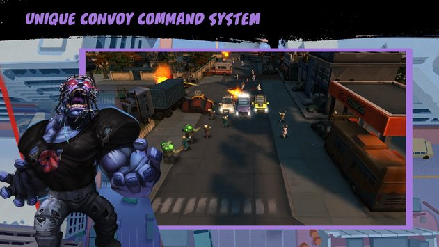 Deadly Convoy2