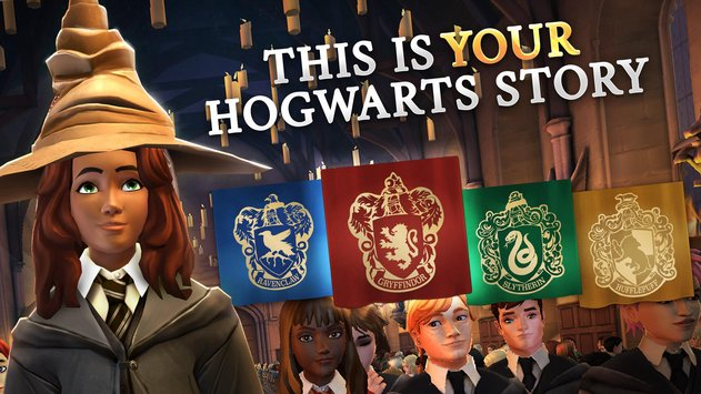 Harry Potter Hogwarts Mystery1