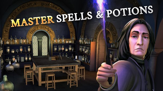 Harry Potter Hogwarts Mystery2