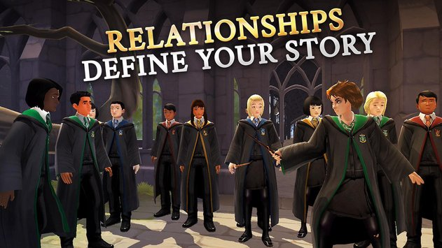 Harry Potter Hogwarts Mystery4