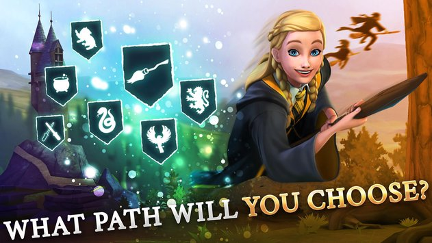 Harry Potter Hogwarts Mystery7