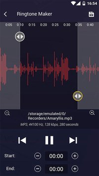 MP3 Cutter and Ringtone Maker 2